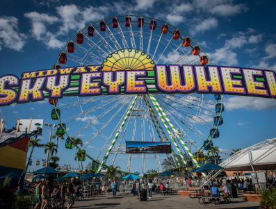 Midway Sky Eye Wheel