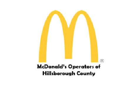 McDonald's Operators of Hillsborough County logo