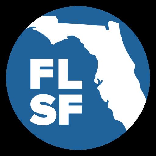 Blue Florida State Fair Social Media Mark