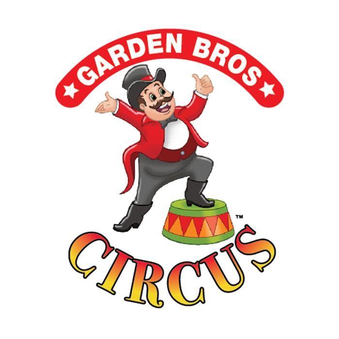 Garden Brothers Circus Logo