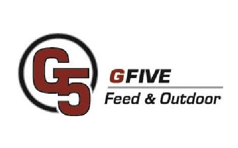 GFive Feed and Outdoor Logo