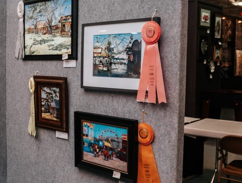 Plein Air Art Winners