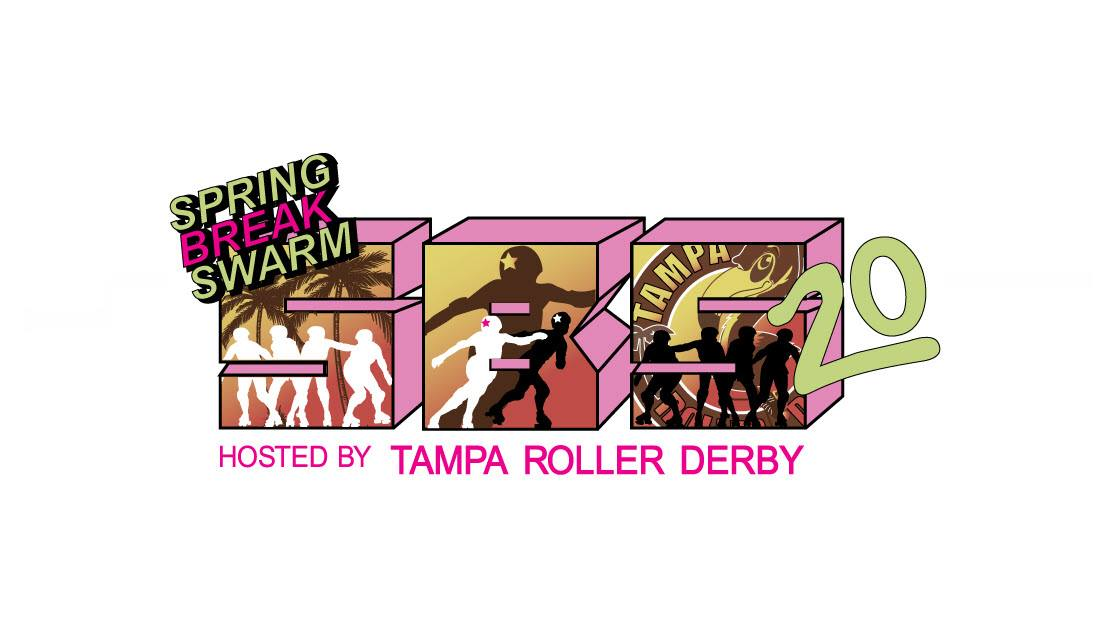 Spring Break Swarm Roller Derby