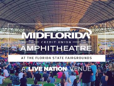 MidFlorida Credit Union Amphitheatre Image