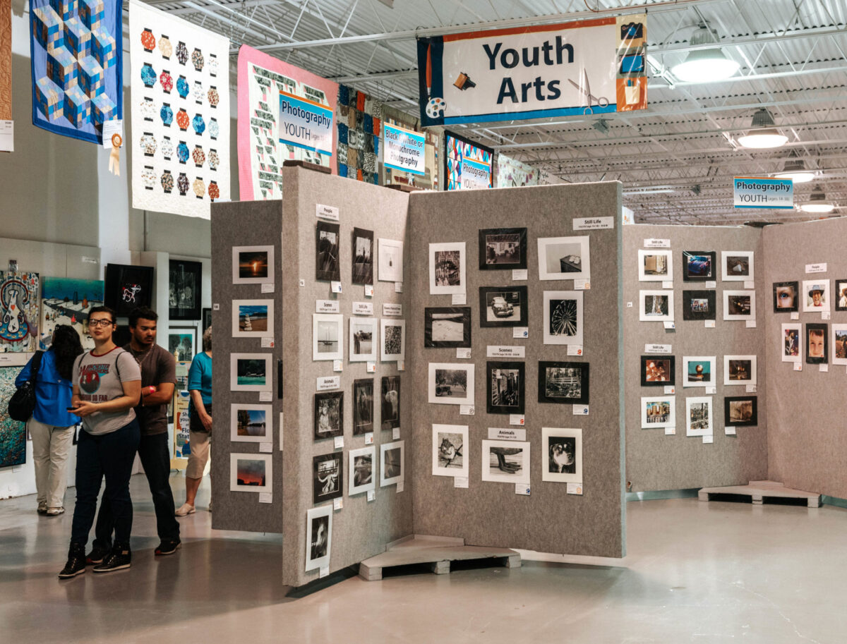 Youth Arts Exhibit