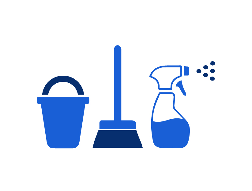 Cleaning Symbol