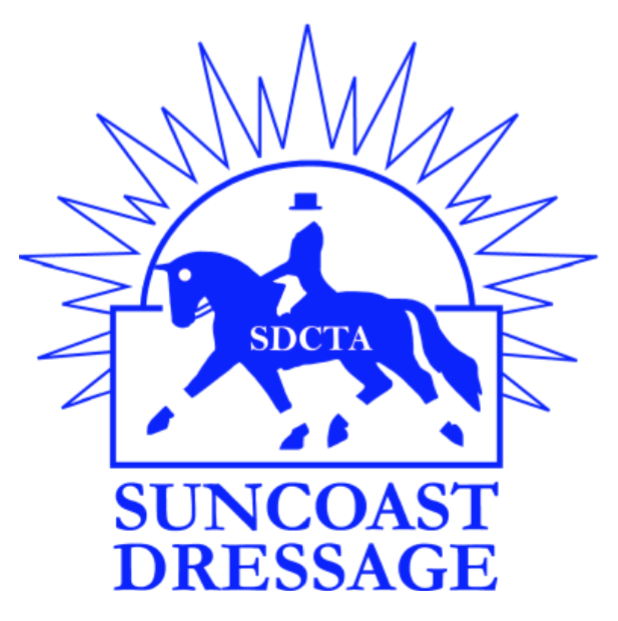 Suncoast Dressage Logo