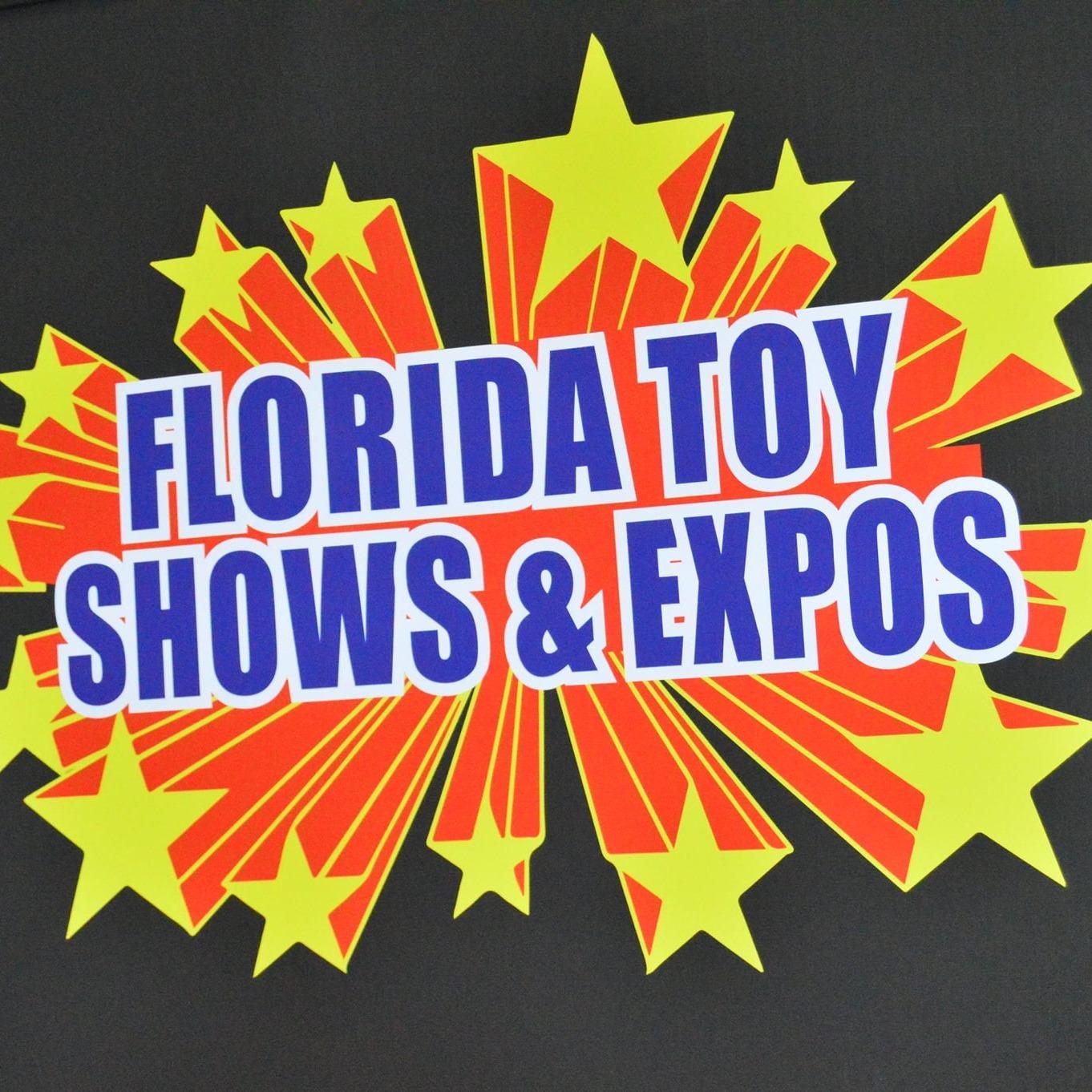 Florida Toy Shows Logo