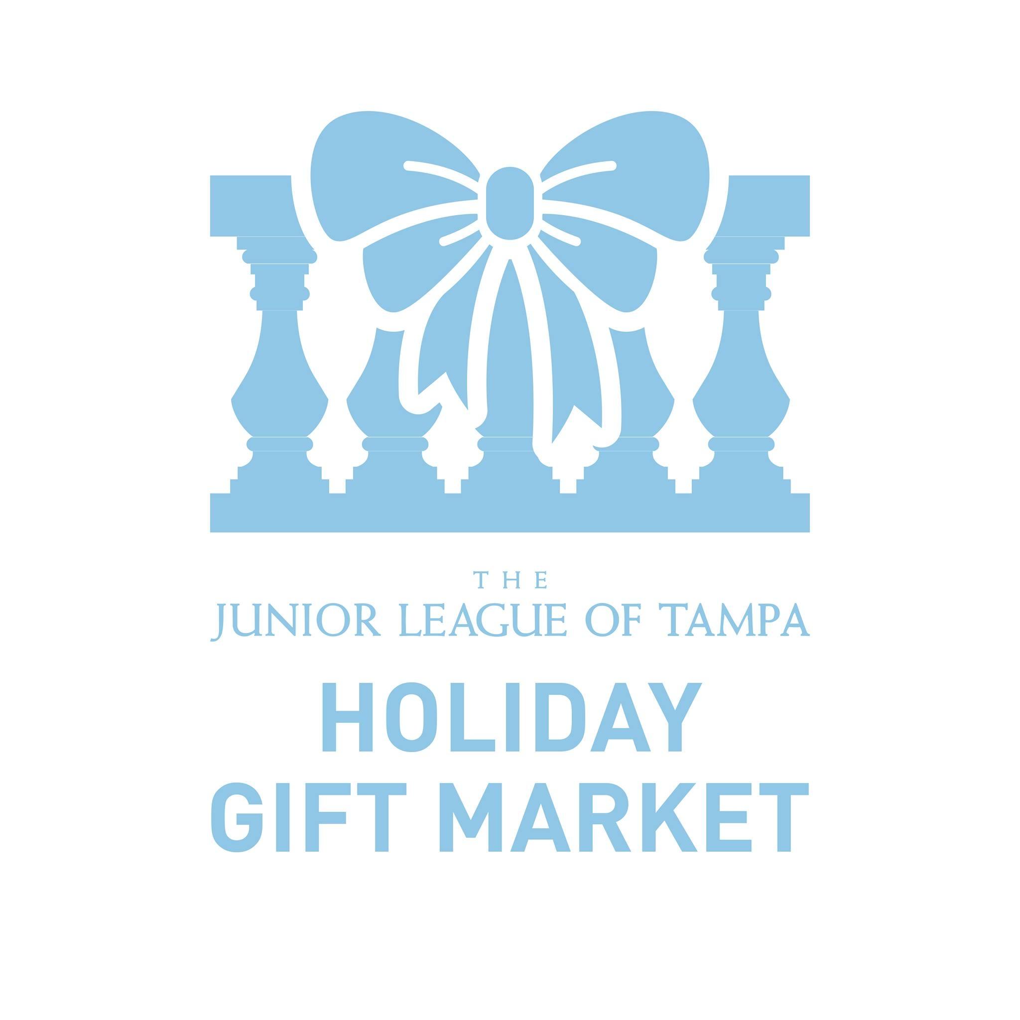 Holiday Gift Market Logo